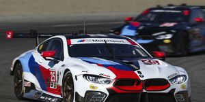 Connor De Phillippi and Alexander Sims co-drove to their second consecutive IMSA WeatherTech SportsCar Championship victory in the No. 25 BMW Sunday.