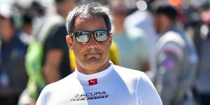 Juan Pablo Montoya is one of three drivers in this year's IMSA WeatherTech SportsCar Championship's Rolex 24 at Daytona field with three overall wins.