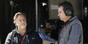 Honda IndyCar team owner Michael Andretti faces a conflict of interest in pursuing a ownership stake in Chevrolet's Harding Racing.