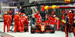 Ferrari has held to its threat of quitting Formula 1 after 2020 if it doesn't like the direction of series owners Liberty Media.