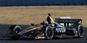 Arrow has become a title sponsor for Schmidt Peterson Motorsports.