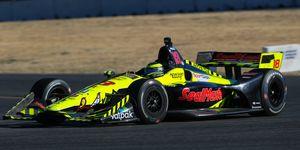 Sebastien Bourdais is back in the No. 18 for the 2019 NTT IndyCar Series season.