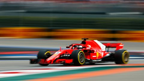 Images from Lewis Hamilton's victory in Sochi on Sunday.