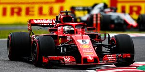 Sebastian Vettel heads to Circuit of the Americas in Austin, Texas, this week with a 67-point deficit in the standings -- as series leader Lewis Hamilton gets a chance to wrap up the season title.