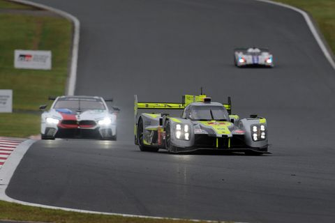 Sights from the WEC action at Fuji Speedway, Saturday Oct. 13, 2018.