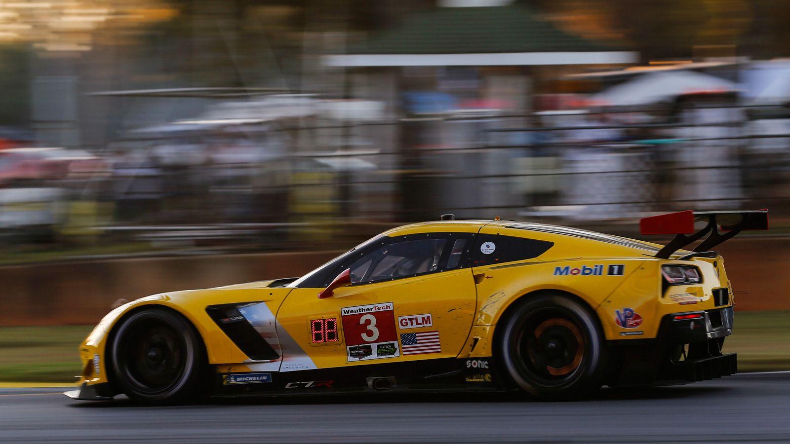 Corvette Racing Notches Third Consecutive Imsa Weathertech Gt Le Mans Championship