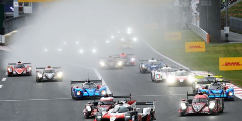 Sights from the WEC 6 Hours of Fuji Sunday Oct. 14, 2018.