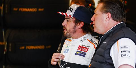 McLaren CEO Zak Brown said the team's effort needs to be on Formula 1.