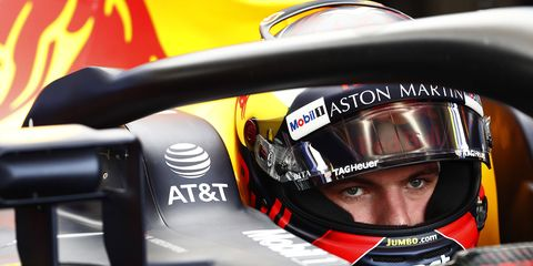 Max Verstappen  started 18th Sunday and finished second.