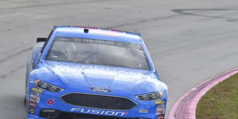 Sights from the NASCAR action at Martinsville Speedway, Saturday Oct. 27, 2018.