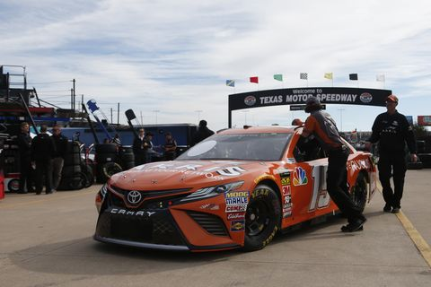 Sights from the NASCAR action at Texas Motor Speedway, Saturday Nov. 3, 2018.