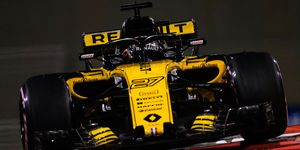 Renault returned to Formula 1 as a constructor in 2015.