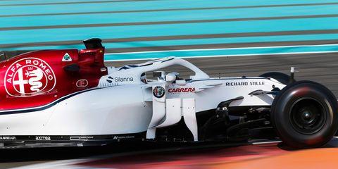 Sauber F1 Team Rebrands As Alfa Romeo Racing