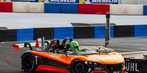 Benito Guerra fought his way through 19 fellow superstars of motorsport and won the Race Of Champions for the first time.