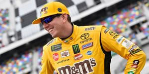 Kyle Busch enters the 2019 NASCAR season with 194 wins spread out over the Cup (51 wins), Xfinity (92) and Gander Outdoors Truck Series (51).
