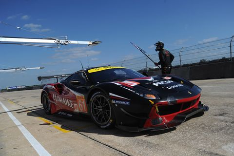 Sights from the WEC 1000 Miles of Sebring Friday March 15, 2019.