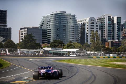 Sights from the F1 Australian Grand Prix Saturday March 16, 2019.