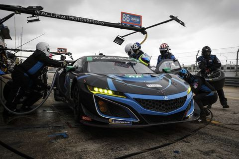 Sights from the IMSA Mobil 1 Twelve Hours of Sebring  Saturday March 16, 2019.