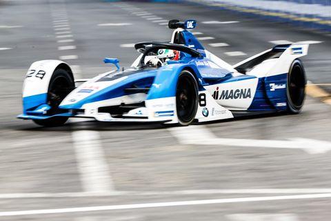Sights from the Formula E Sanya E-Prix Saturday March 23, 2019.