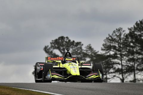 Sights from the IndyCar action at Barber Motorsports Park, Friday Apr. 5, 2019.