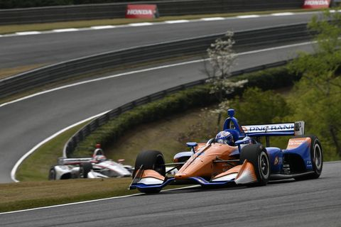 Sights from the IndyCar Grand Prix of Alabama at Barber Motorsports Park, Saturday Apr. 6, 2019.