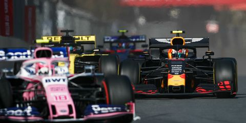 Formula 1 teams will be making the leap from 13-inch to 18-inch tires in 2021.