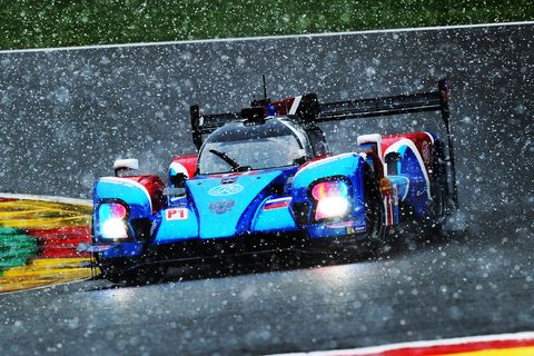 Sights from the WEC 6 Hours of Spa-Francorchamps Saturday May 4, 2019.