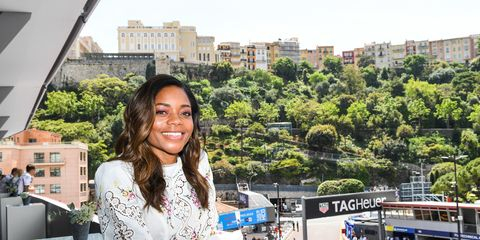 Sights from the Formula E Monaco E-Prix Saturday May 10, 2019.