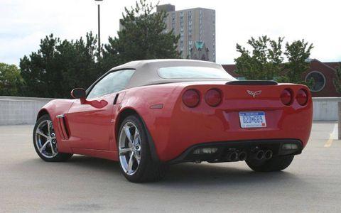 Driver's Log Gallery: 2011 Chevrolet Corvette Grand Sport Convertible