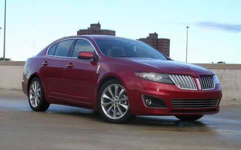 Driver's Log Gallery: 2011 Lincoln MKS EcoBoost