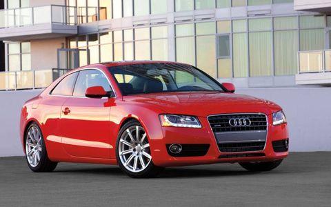 2011 Audi A5 2.0 TFSI