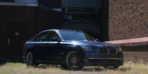 Driver's Log Gallery: 2011 BMW Alpina B7