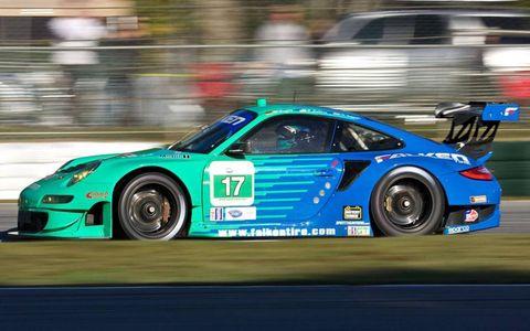 Team Falken Tire Porsche 911 GRT3 RSR
