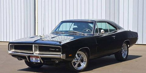 The 1969 Dodge Charger