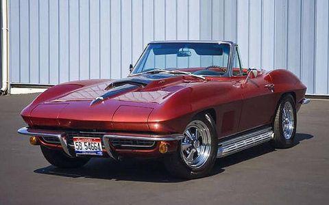 The 1967 Corvette