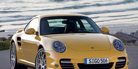Driver's Log Gallery: 2010 Porsche 911 Turbo