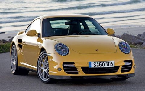 Driver's Log Gallery: 2010 Porsche 911 Turbo