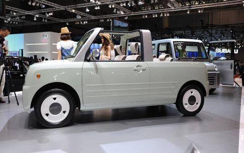 Daihatsu Basket to premier at the Tokyo auto show.
