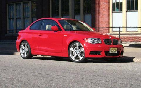 Driver's Log Gallery: 2011 BMW 135i