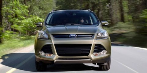 Editors enjoyed the 2013 Ford Escape Titanium, a vehicle so different than its predecessor that it almost demands a new name.