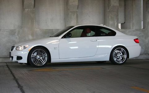 Driver's Log Gallery: 2011 BMW 335is