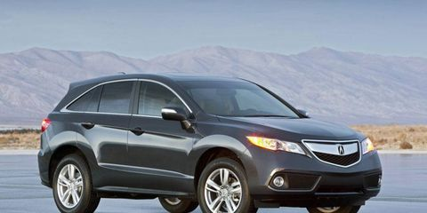 The 2013 Acura RDX Tech is a comfortable crossover with a wider appeal than than its predecessor.