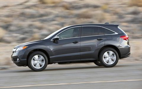 The 2013 Acura RDX Tech seems designed to appeal to a wider range of potential buyers, with less of a performance and handling edge than the first-generation model.
