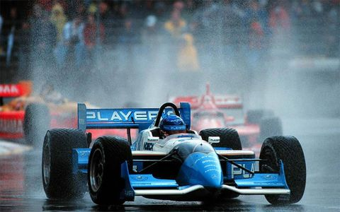 Greg Moore died at the age of 24 in 1999.