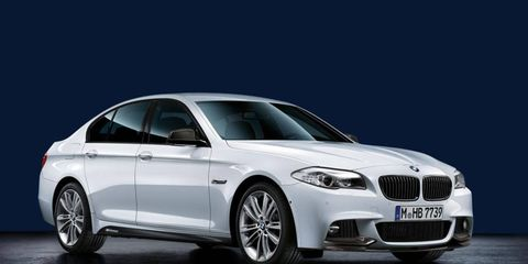 The 2012 BMW 550i sedan has a number of high-end competitors, but none hit the mark as ably as it does.