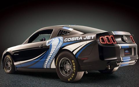 Cobra Jet Twin Turbo Concept