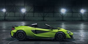 The McLaren 600LT Spider is NOT sold out yet, and can be yours for just $256,500.