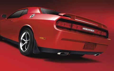 Dodge Challenger Mopar Edition