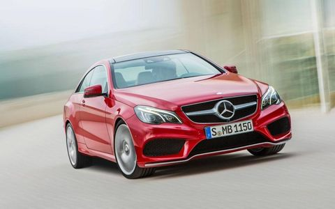 The 2014 Mercedes-Benz E-class coupe and cabriolet redesign follows on the heels of the recent E-class sedan and wagon revisions.