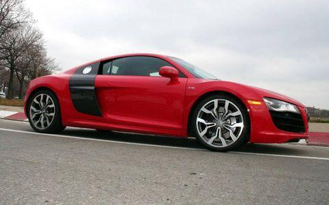 Driver's Log: 2009 Audi R8 V10 5.2FSI